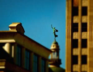 Keep an eye on Fort Wayne's skyline. photography by Christopher Redmond
