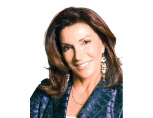 "Hilary Farr from HGTV's ""Love It or List It"""