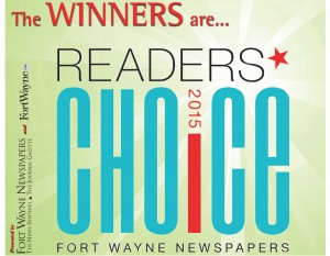 2015 Readers Choice Winners