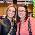 Fort Wayne Magazine's Bridal Extravaganza was Feb. 22 at the Grand Wayne Center. Jenna Ott, Sheena Fairchild