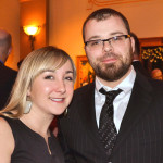 The CTN Dine for Rides gala was Feb. 21 at The Philmore. Abby Weimerskirch, Dan Leon