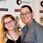 Cinema Center's Oscar Party was Feb. 20 at the theater. Alexandra Bridwell, Nicole Arroyo