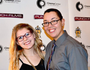 Cinema Center's Oscar Party was Feb. 20 at the theater. Alexandra Bridwell, Nicole Arroyo