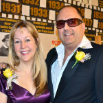 Cinema Center's Oscar Party was Feb. 20 at the theater. Melissa Dunning, Scott Hermance