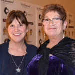 Cinema Center's Oscar Party was Feb. 20 at the theater. Cindy Martin, Cathy Higgins