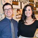 Cinema Center's Oscar Party was Feb. 20 at the theater. Ryan Pickard, Lauren Coxen