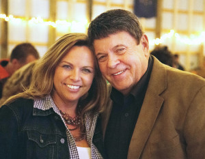The Denim & Diamonds 2015 event benefited The Burn Council of Northern Indiana at the Weidler Farm. Angie Busse Weidler, Keith Busse