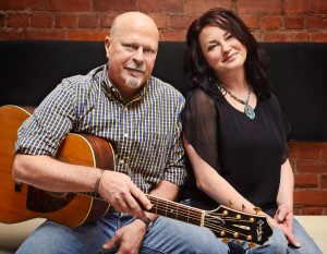 Jeff McRae and Shelly Dixon. Photography by Ellie Bogue