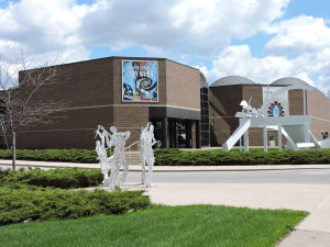 The Fort Wayne Museum of Art is one of the many attractions in our fair city.