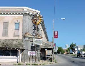 Downtown Grabill