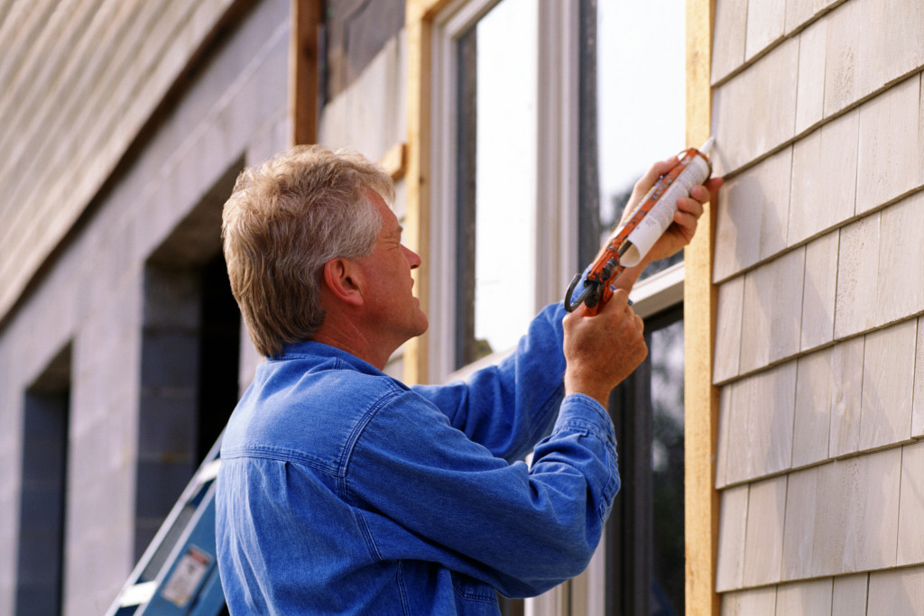 METRO CREATIVE CONNECTION Sealing your windows protects your home from water damage from the winter weather that is unpredictable but seasonably likely to come.
