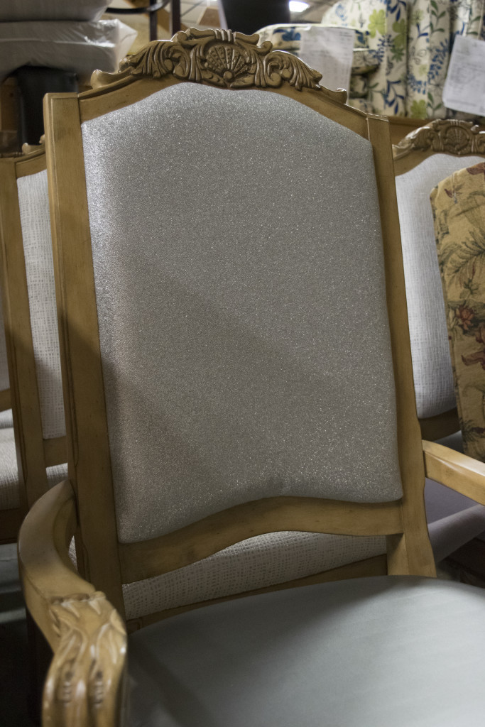 FORT WAYNE NEWSPAPERS Glamorous Old Dining Chairs Become Trendy Pieces With  The Right New Upholstery.
