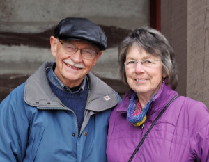 Christmas at the Fort 2016 was Nov. 26 at the Old Fort. Dave Jolliff, Sandy Moliere