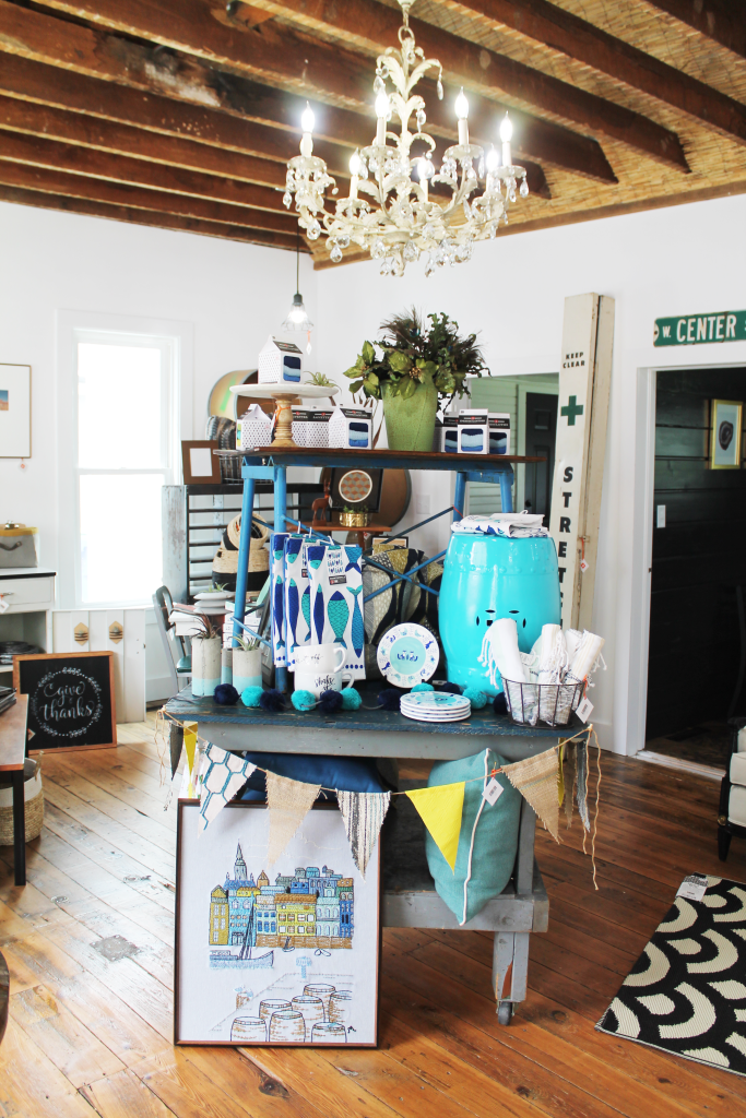 Merveilleux Nestled In A Small Antique Home On Center Street In Leo, Youu0027ll Find Abode,  A Charming Boutique Filled With Home Decor Accents, Accessories And A Small  ...
