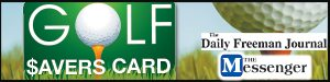 Golf Savers Card