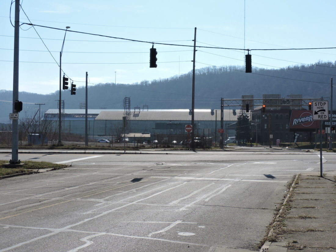 Pilot Flying J plans to build a new fuel and travel center this year on 4 acres near the former entrance to the former Wheeling-Pittsburgh Steel Steubenville Plant entrance. — Dave Gossett
