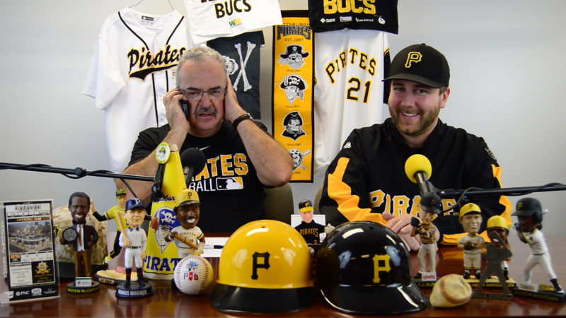 Welcome to Episode 1 of Bucco Banter for 2017.