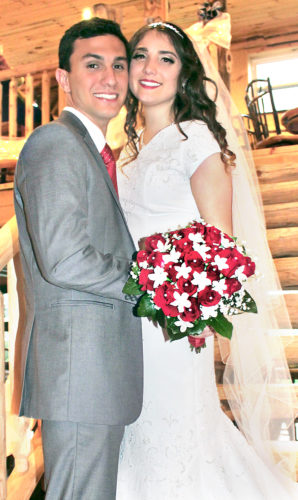 Mr. and Mrs. Mateus Rosa