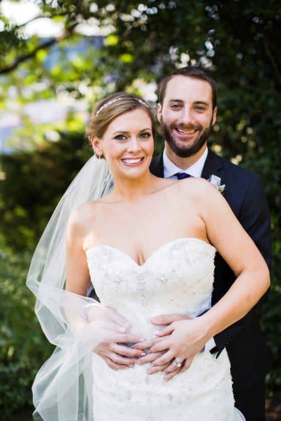 Mr. and Mrs. Eric Alatis