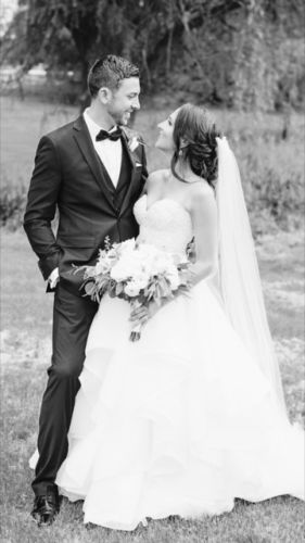 Mr. and Mrs. Matthew Schwertfeger