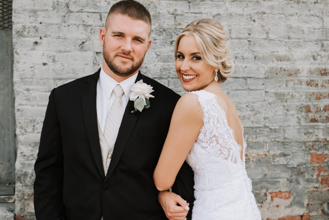 Mr. and Mrs. Charles Yoder