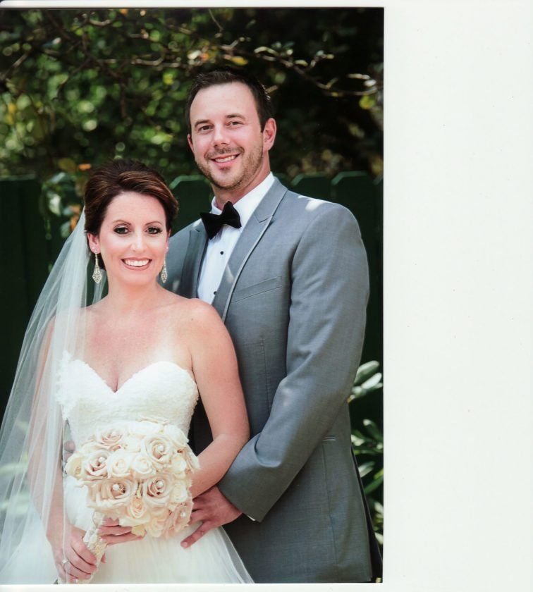 Mr. and Mrs. Adam Jensen
