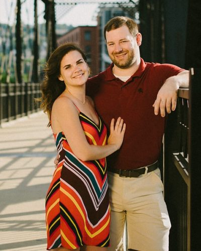 donofrio engagement photo
