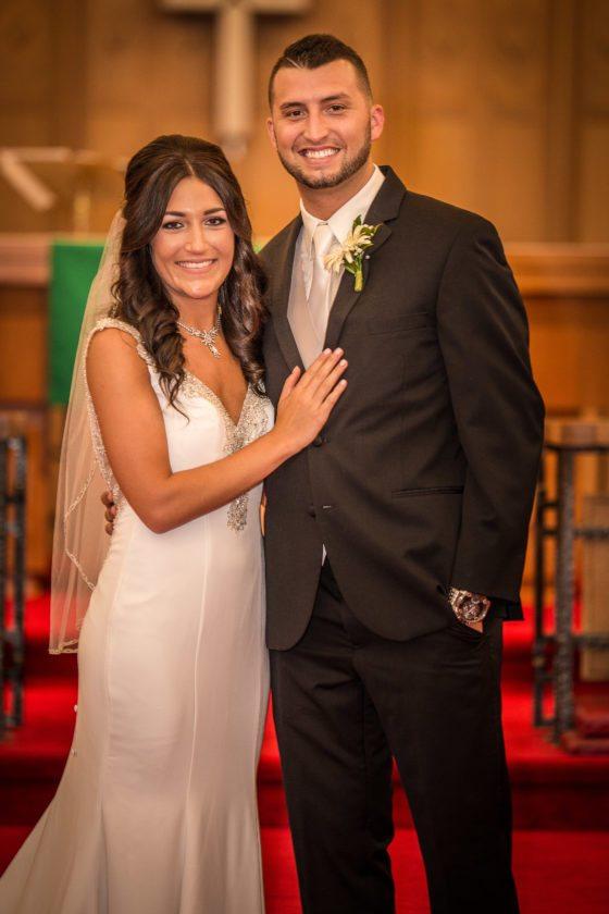 Mr. and Mrs. Tanner Stocker