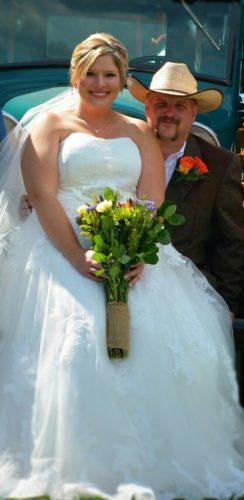 Mr. and Mrs. Bart Morrison