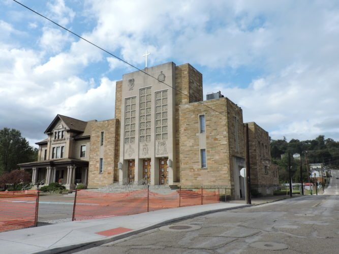 RENOVATION WORK TO BEGIN — Officials with the Catholic Diocese of Steubenville have confirmed interior renovation work will begin this winter at Holy Name Cathedral in Steubenville. Diocesan spokesman Dino Orsatti said Bishop Jeffrey M. Monforton hopes to celebrate the diocese's 75th anniversary in 2020 in the cathedral.