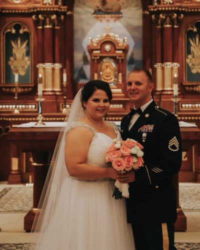 Mr. and Mrs. Gregory D. Pyles