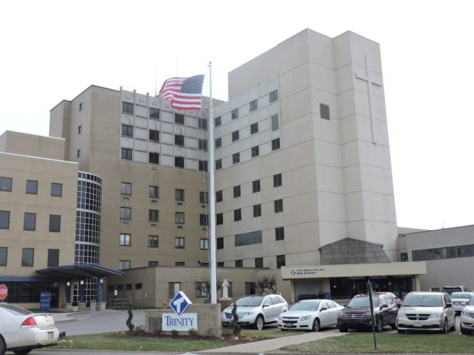 Catholic Health Initiatives, the parent company of Trinity Health System, announced Friday a merger is in the works to join with Dignity Health to form the largest Catholic health organization in the country. — Dave Gossett