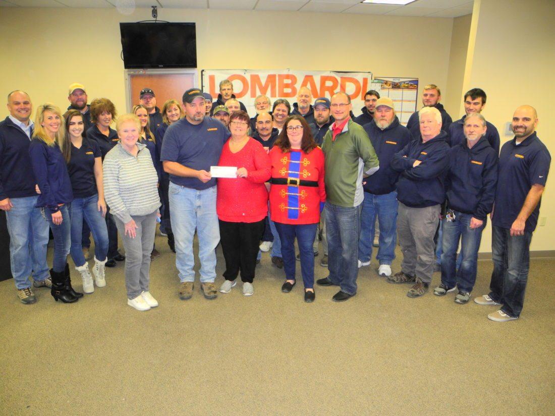 Lombardi Bruins