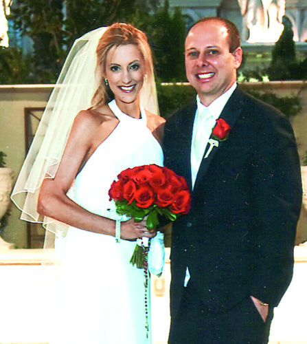 Mr. and Mrs. Daniel Schneider