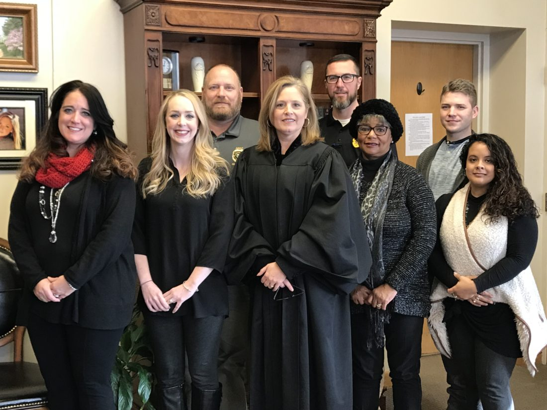 drug court Speciality dockets veterans docket advisory committee & behavioral health docket advisory committee evaluation reports prescription drug study.