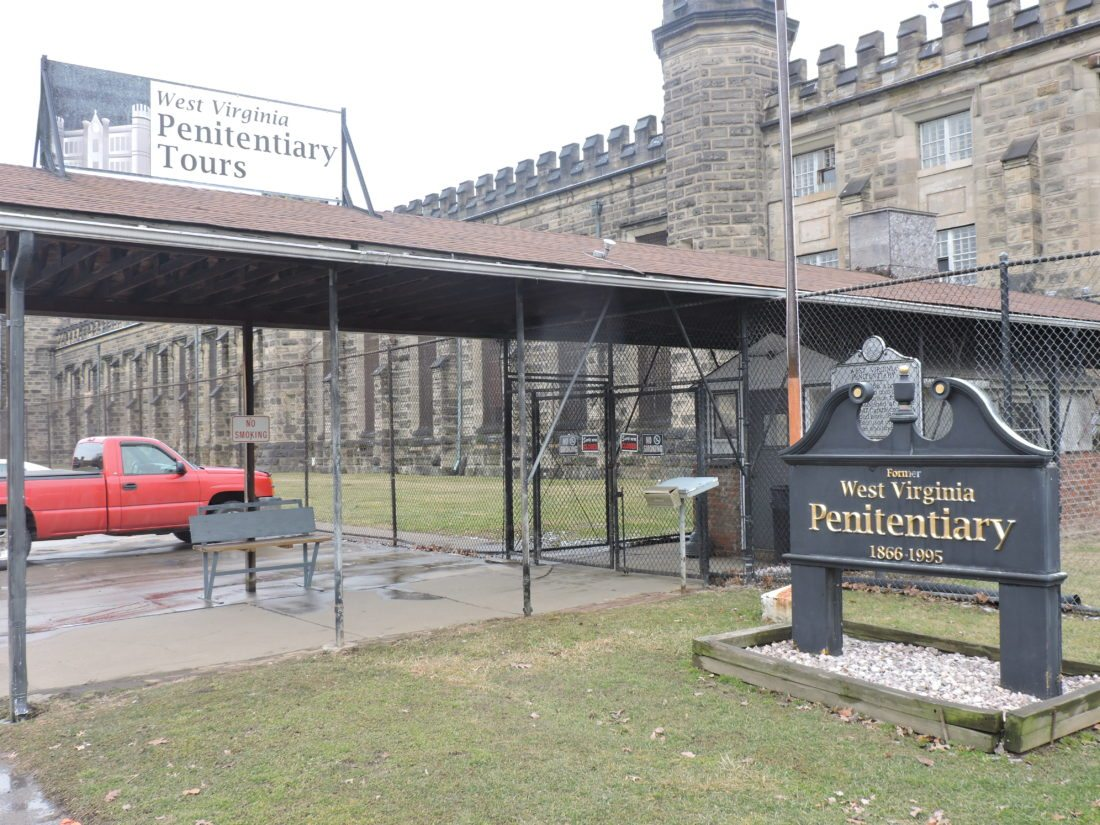 REMAINSATOURISTATTRACTION — The former West Virginia Penitentiary serves as home to numerous economic drivers in Moundsville.