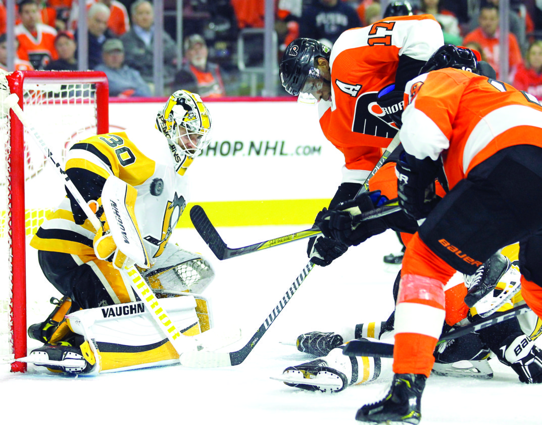 Philadelphia Flyers vs. Pittsburgh Penguins 4/20/18, Prediction & Odds