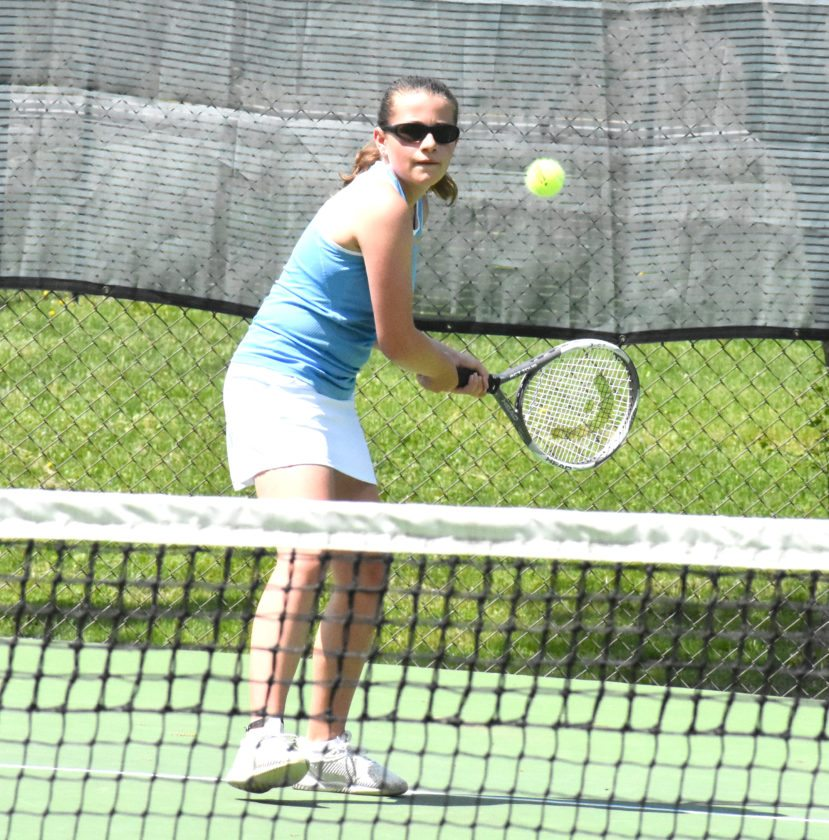 Oak Glen Tennis Turns Attention To Doubles Action News Sports
