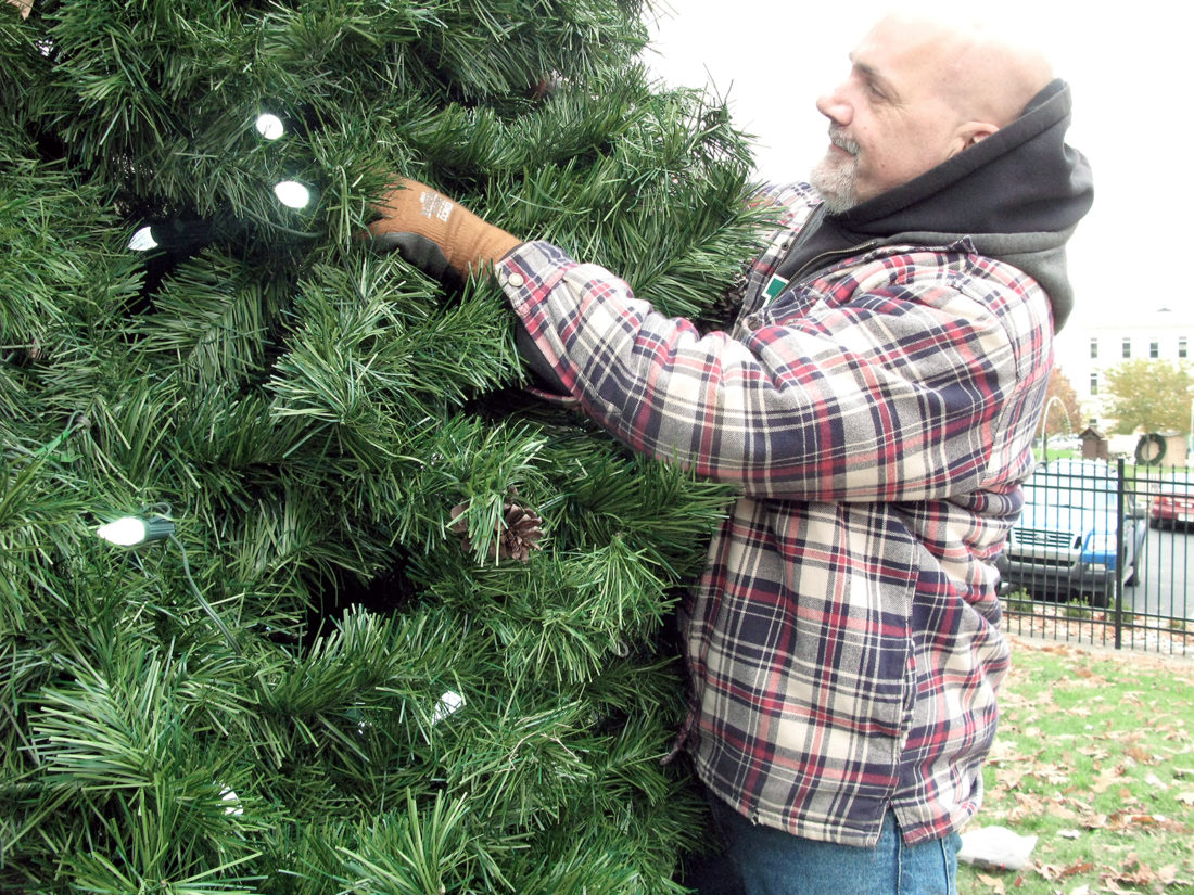 O Christmas tree | News, Sports, Jobs - The Herald Star