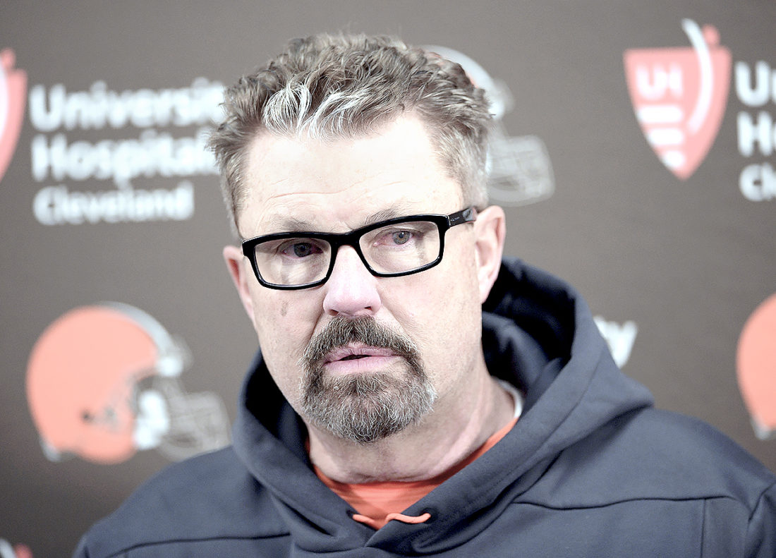Mortensen: Gregg Williams 'lukewarm' chance to remain Browns head coach