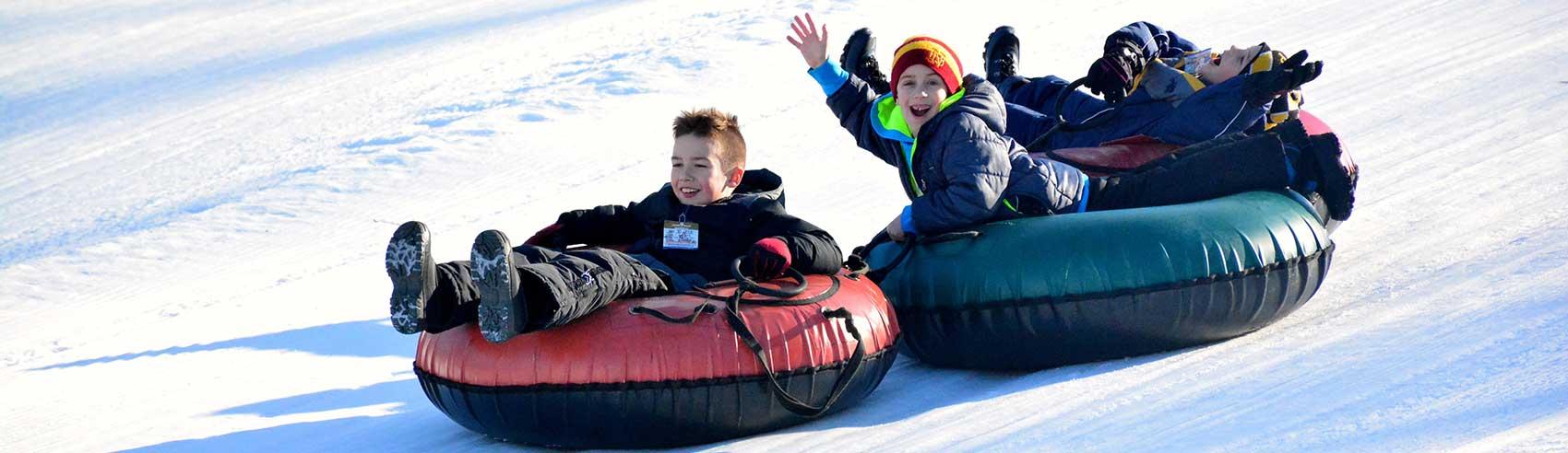 kids-snow-tubing