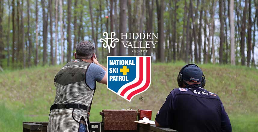 Hidden Valley Ski Patrol Sporting Clays Shoot