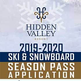 Season Pass Application