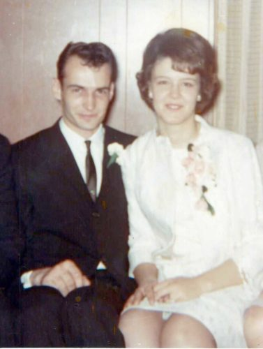 Robert and Lorraine Massicotte, Nov. 26, 1966