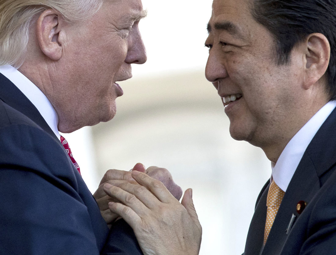 Mexico Gets Trumps Trade Ire Japan And Germany A Pass News