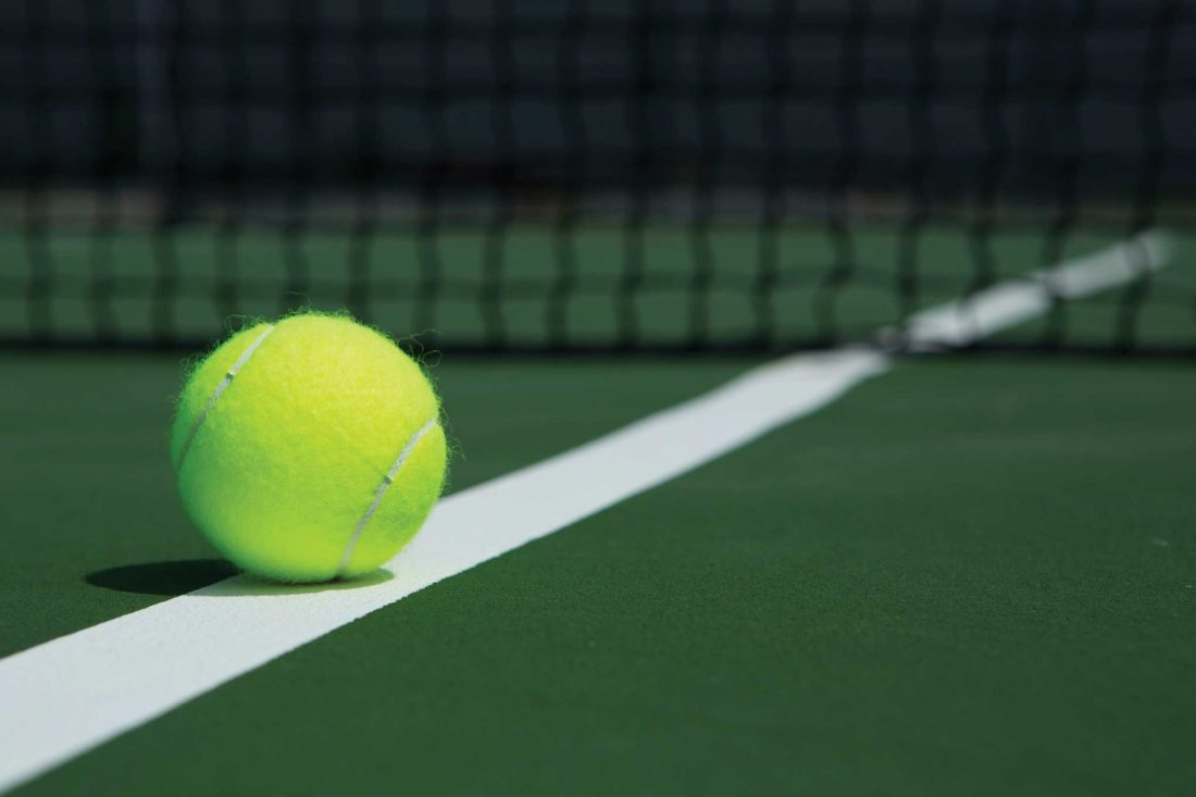 Kingsford To Start On Tennis Courts News Sports Jobs The Daily
