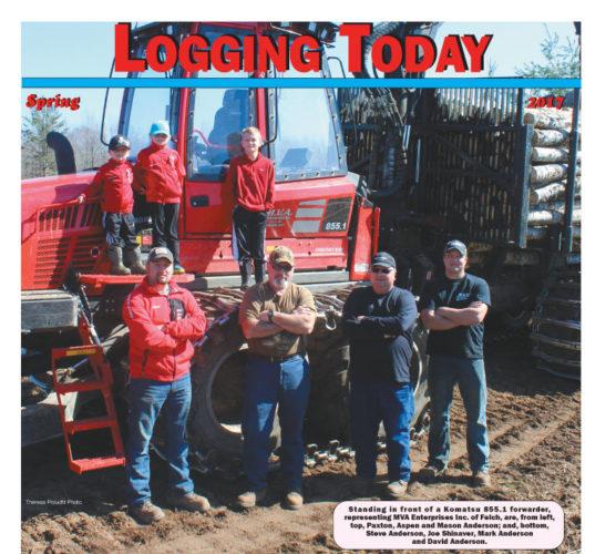log-cover