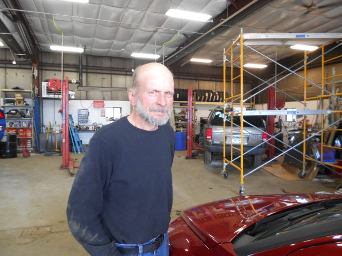 DION TARSI HAS joined the staff at Total Car Care in Iron Mountain.
