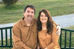 Matt and Laura Rose