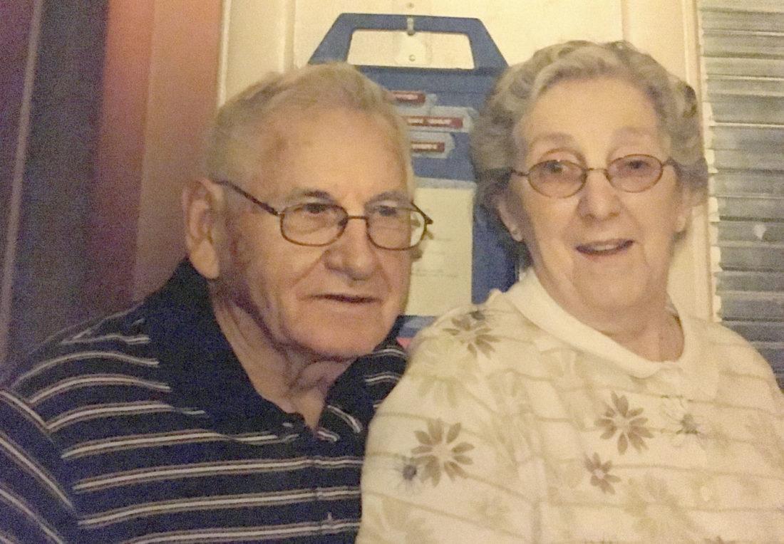 HARRY AND MARY URBANSKI